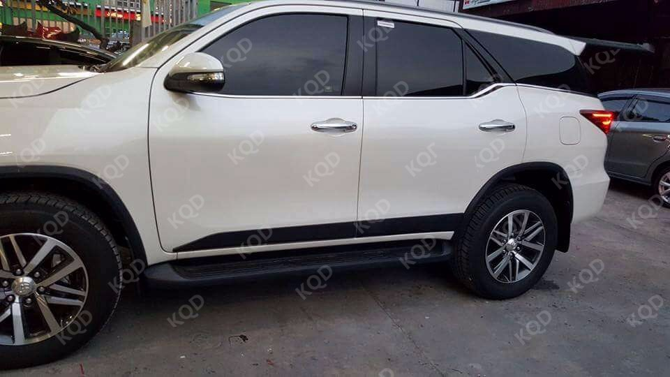rear sun visor with 2016 Toyota Fortuner Accessories Black   60532148876 on Door Handle Covers Stainless Steel Sprinter Crafter P 508 in addition View furthermore Side 20Skirts moreover Ford Transit Connect 2014 Sun Viso together with Swift Car Accessories.
