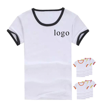 2017 Summer Cozy Clothing Personalize Kids Soft Blank Custom 100 Cotton T Shirts