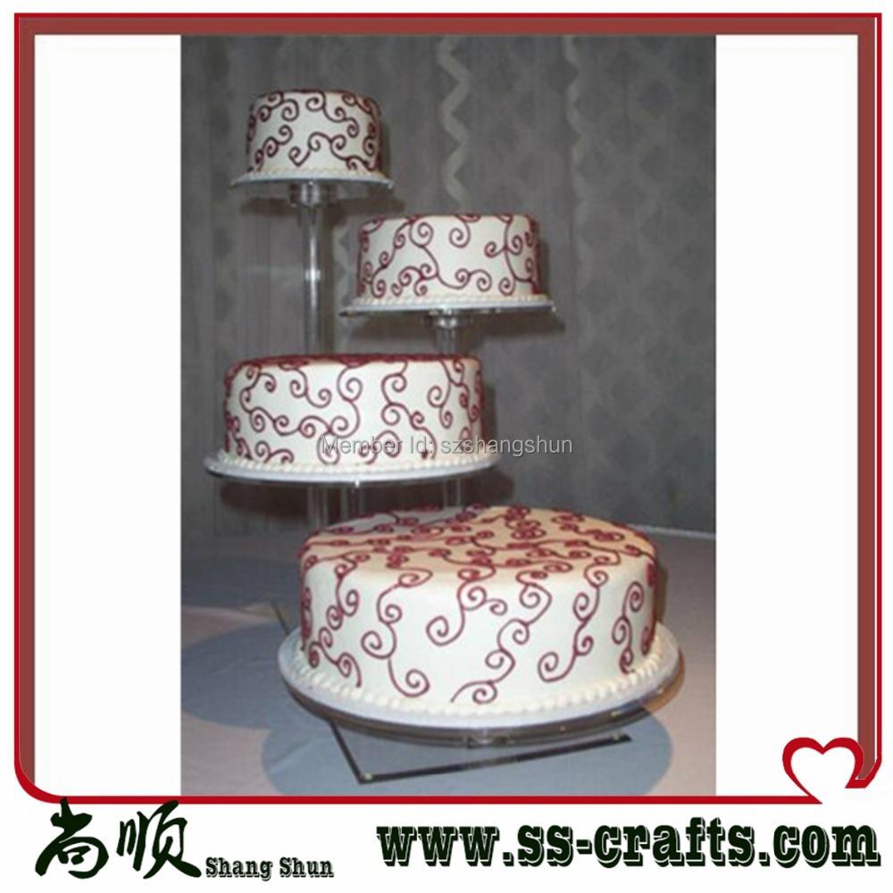 Cheap Cake Stands Wedding