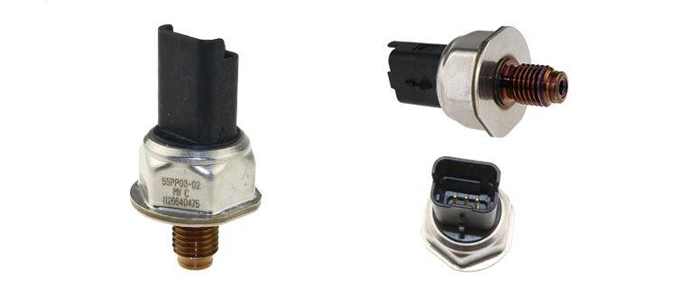 55PP03-02 Fuel Rail High Pressure Regulator Sensor For Jaguar X-Type 2.0 D