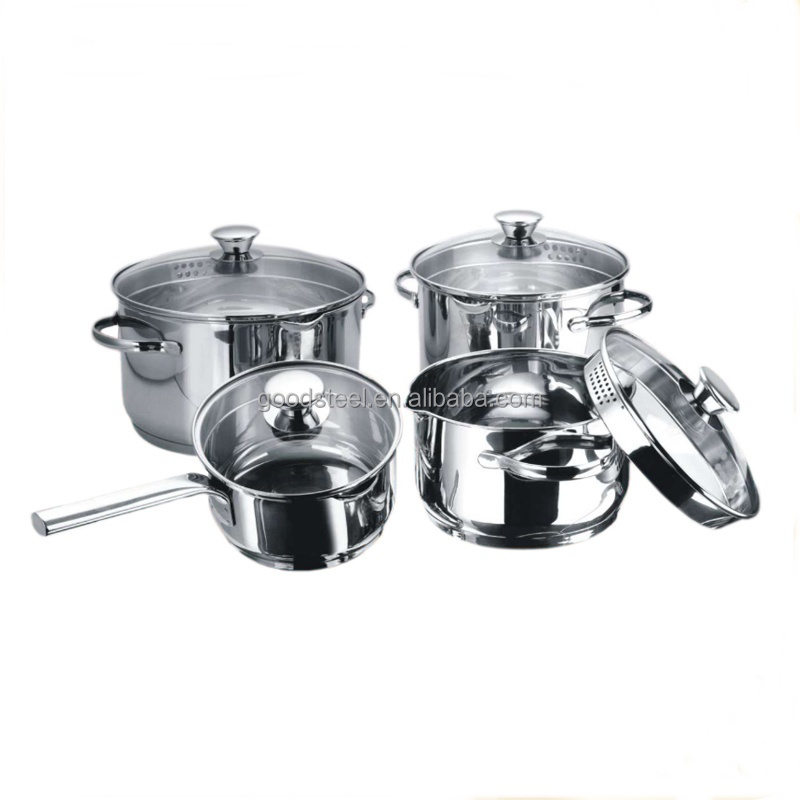 Por 8pcs Magnetic Stainless Steel