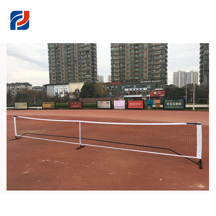 Pickleball Net e Pickleball portátil Stand conjunto badminton net