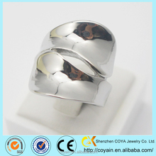 Top Costume Jewelry Party Holiday Create Big Cocktail Ring Female For finger nail Rings For Women Fashion Jewelry Nickel Free