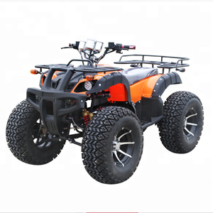 3000w 60v Electric Double Wheel hub motor ATV Quad bike with CE