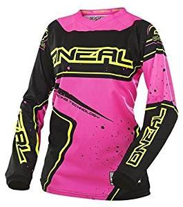 ONeal 2019 Element Racewear Black Adult motocross MX off-road dirt bike Jersey Pants combo riding gear set Pants W40 // Jersey X-Large