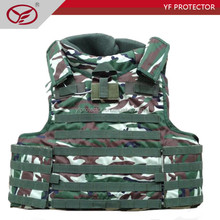 concealable bulletproof vest/kevlar vest/used level 3 Camouflage bulletproof armor