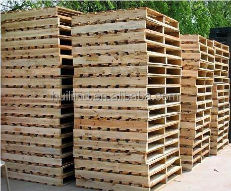 4-way Euro Wooden Pallet - Buy Euro Block Pallet,Euro,Euro ...