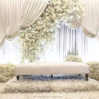 Vintage Wedding Backdrop Marriage Backdrop Wedding Decoration Supplies Pipe And Drape
