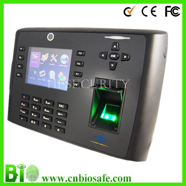 Iclock700 New Office High Quality Fire Alarm Control Pannel Fingerprint Time Attendance