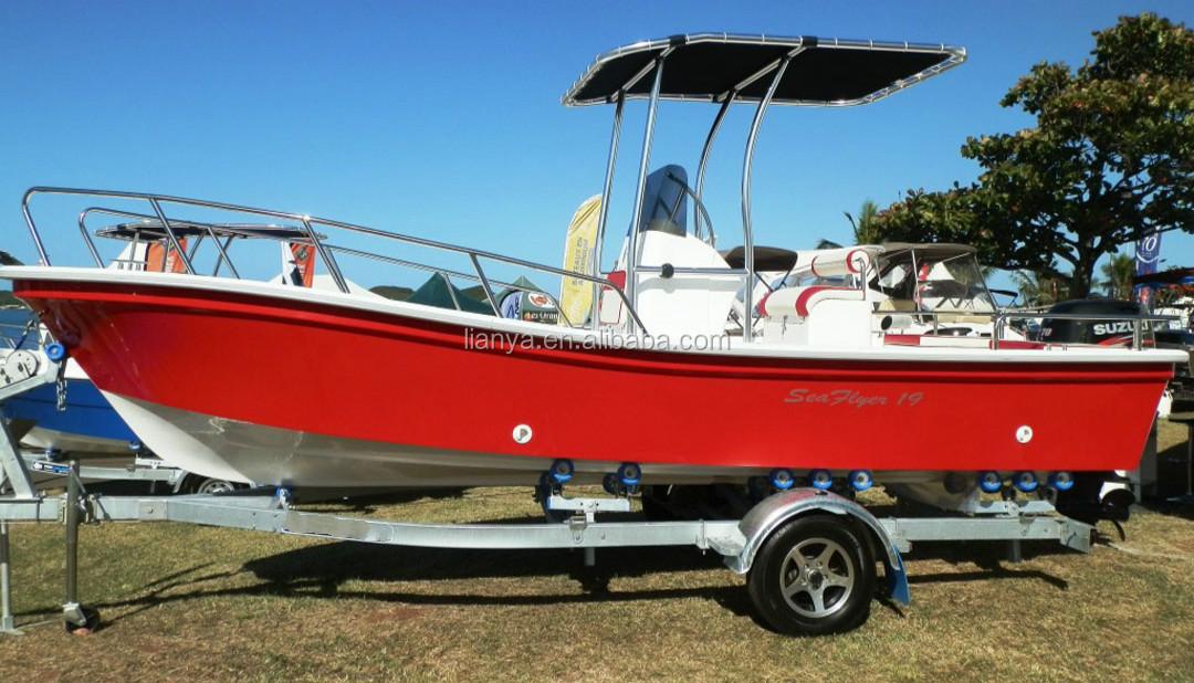 liya 19 piedi navi da crociera in vendita in russia panga barca con motori fuoribordo