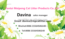 pet accessories bentonite cat litter not silica gel