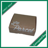 CORRUGATED SHIPPING CARTON BOX DOUBLE SIDES PRINTING CORRUGATED PARCEL CARTON BOX