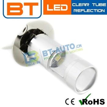 Car Led Light Auto Brake Light Bulb Lamp T10 Ba9s T15 H1 H3 880 ...