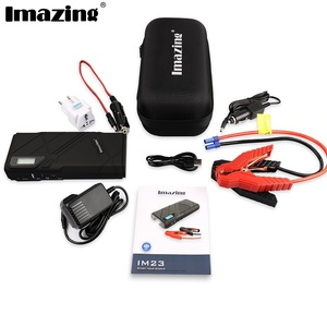 Imazing Multi-function Emergency Portable Car Jump Starter Of 12V 1500A 12000mAh Power Bank Auto Battery Booster