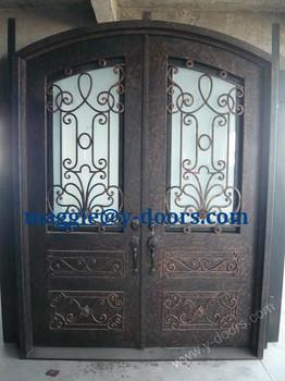 iron plate door design  | 800 x 1066