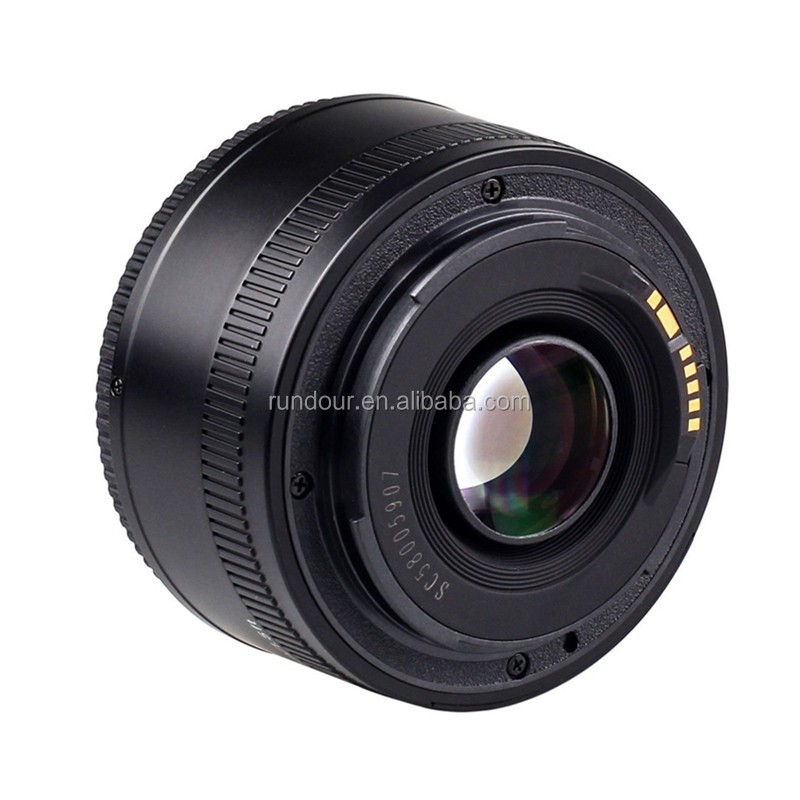 wholesale yongnuo yn50mm F1.8-large aperture auto focus lens for canon dslr camera