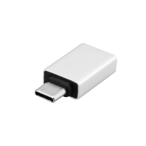 USB 3.1 Type C to USB 3.0 Adapter Converter with OTG for New Macbook -Silver
