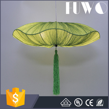 New arrival Modern chinese style ocean fabric lamp chinese lantern new classical pendant light