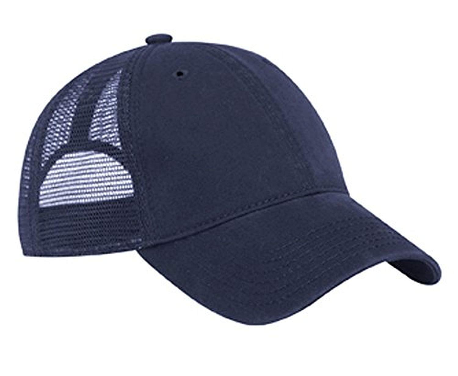 Hats & Caps Shop Superior Garment Washed Cn Twill Low Profile Pro Style Mesh Back Caps - By TheTargetBuys