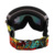 Custom Interchangeable lens snowboard goggles double Anti-fog lens ski snowboard googles with your logo strap