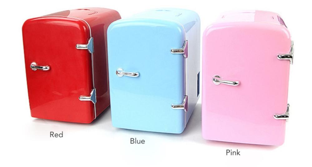 Mini Kühlschrank Retro : Olyair retro auto kühlschrank tragbare auto kühler mini auto