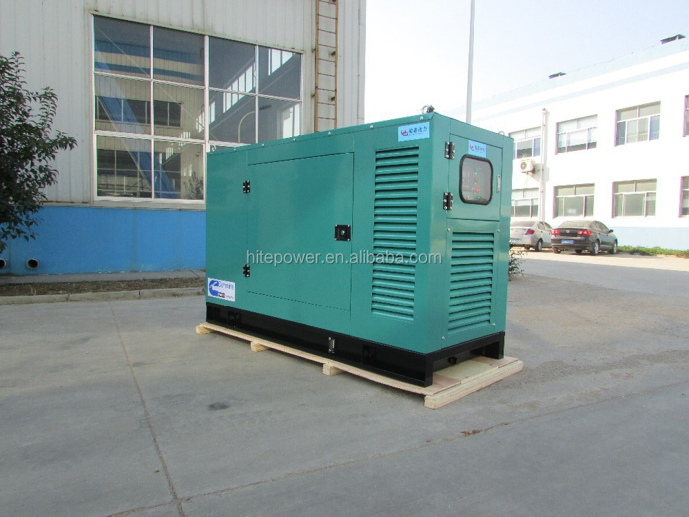 Open/ soundproof/ moveable diesel generator set from 8kw to 150kva