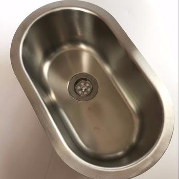 Rv Caravan Camper Boat Ss Rectangular Hand Wash Basin Kitchen Sink ...