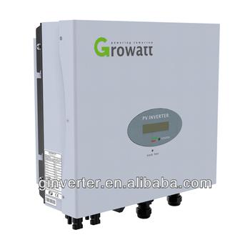Growatt 1 5KW 3KW 5KW grid tie solar inverter, View grid tied solar  inverter, Growatt Product Details from Shenzhen Growatt New Energy  Technology Co ,