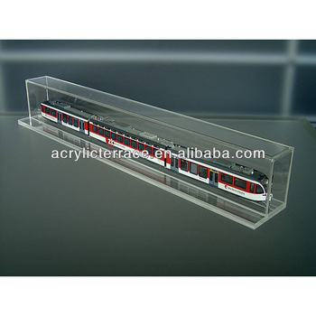 Acryl Vitrine Fur Modellbahn Train
