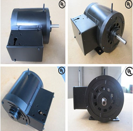 China abb supplier 120v single phase 5hp electric motor for 1 5 hp 120v electric motor