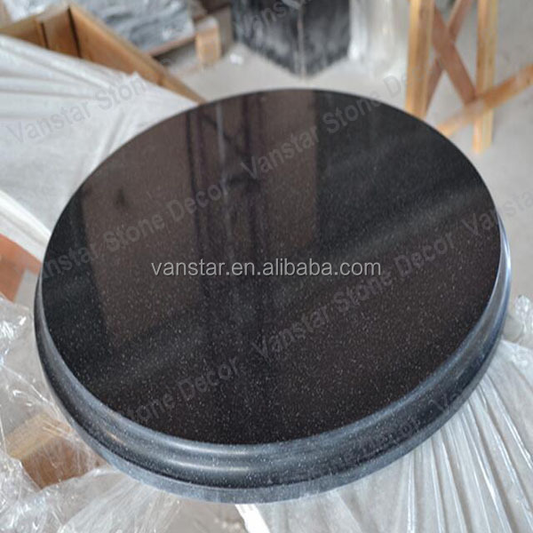 Customized Artificial Granite Round Table Marble Top