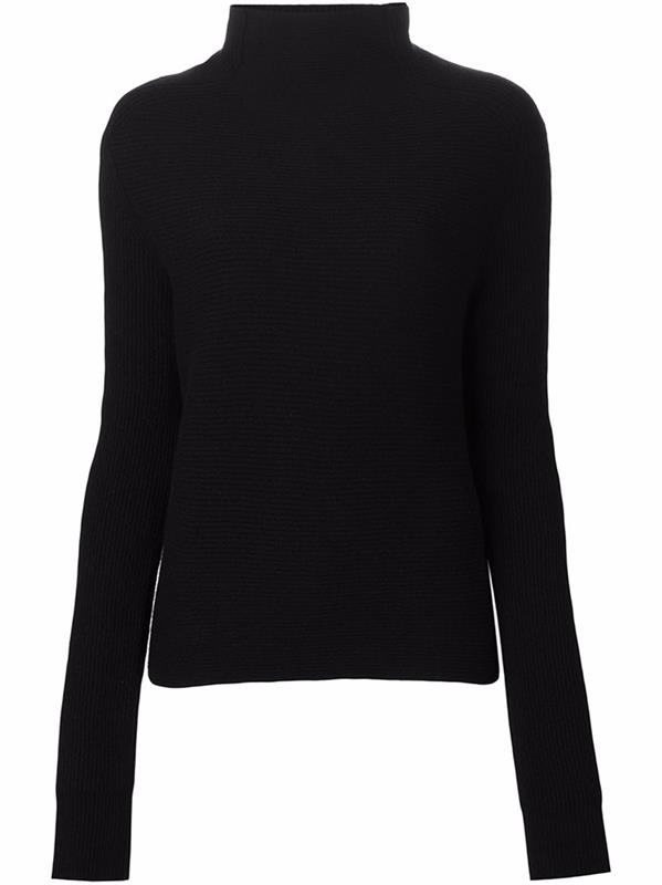 Shangyi Women's Wool Cashmere High Neck Sweater,Ladies' 100% Pure ...