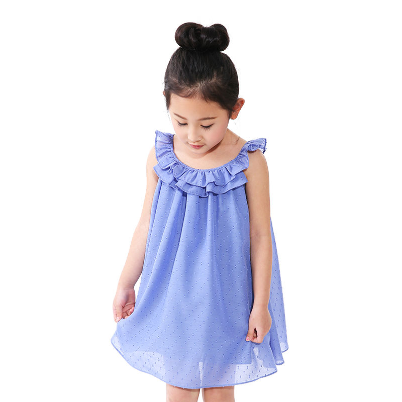 2014 Summer Dress Flounces Neckline Cute Korean Birthday Dresses ...