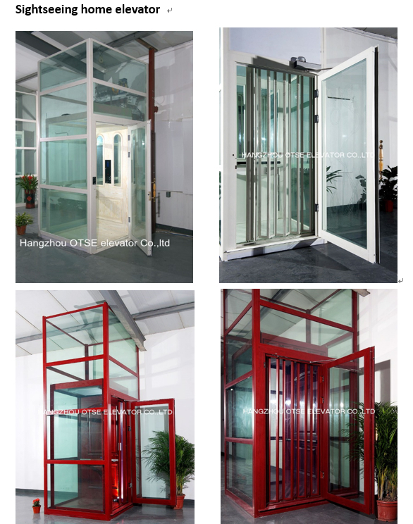 Indoor small home elevator lift for 2 person buy home for Indoor elevator