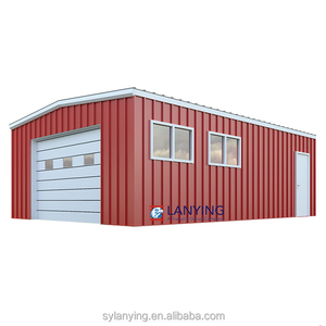 Factory Types Portal Frame Prefabricated Installed Steel Structure for warehouse shed