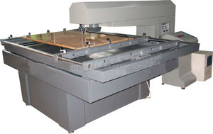 300w laser cutting making machine for wood die board /Template Carton