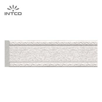 Quick install waterproof decoration polystyrene ceiling Moulding