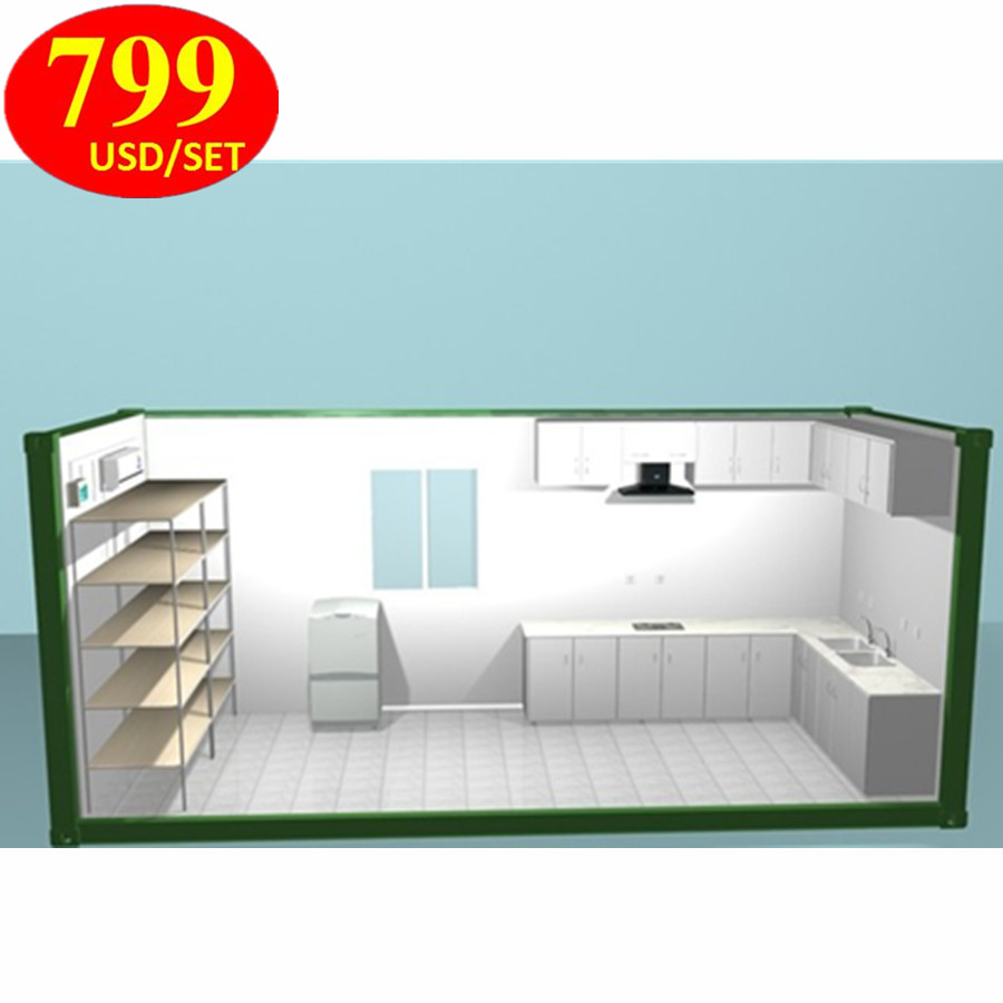 Container Kitchen, Container Kitchen Suppliers and Manufacturers at ...