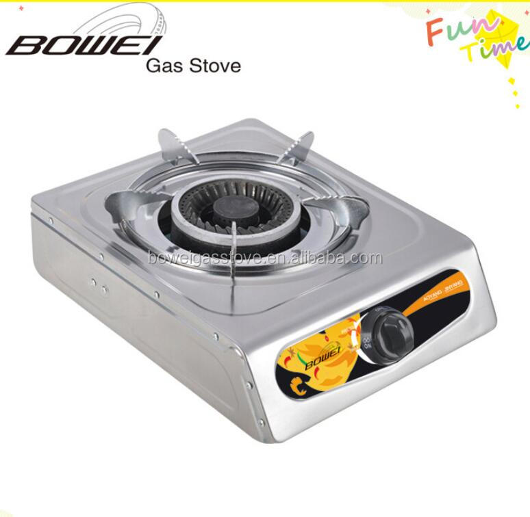 Low pressure for Stainless Steel gas cooker BW-1011