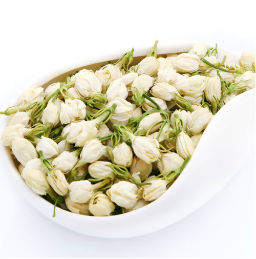 Dried Jasmine Flower - High Quality - Best for Teatime - 4uTea | 4uTea.com