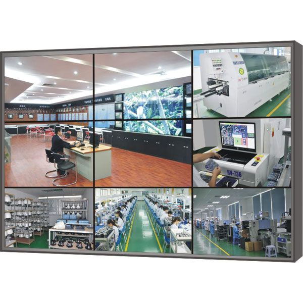 2014 new product 32 39 50 65 84 inch wide led monitor with 4k resolution