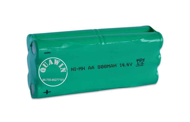 Nimh Rechargeable Battery Pack 14.4v Aa(800mah)