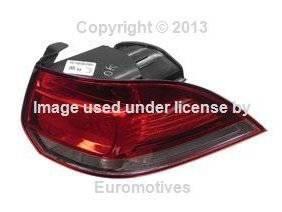 VW Jetta Wagon (11-14) TailLamp assy RIGHT/passenger GENUINE