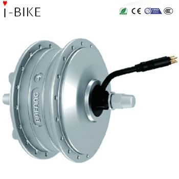 Suzhou Orignal 8fun Brushless Geared Hub Motor 36v 250w Bafang Front Wheel For V Brake