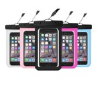 Waterproof Phone Pouch TPU Clear Dry Bag for Cellphone