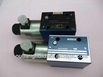 Bosch Rexroth 0811 403 017 Electro Hydraulic Proportional Valve ...