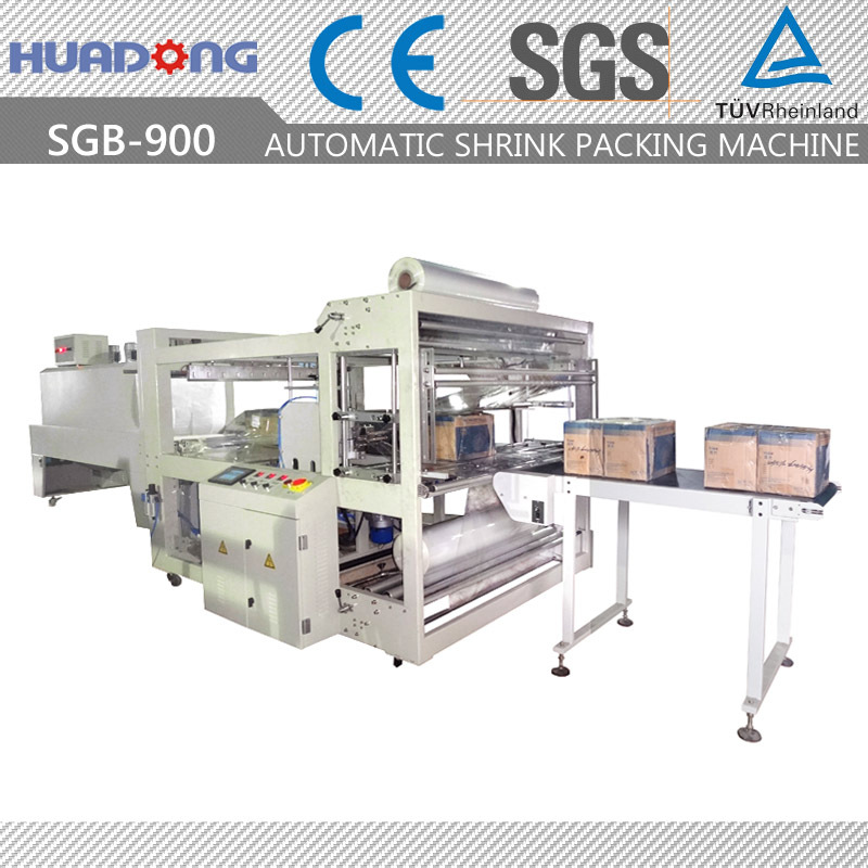 packaging shrink wrap machine