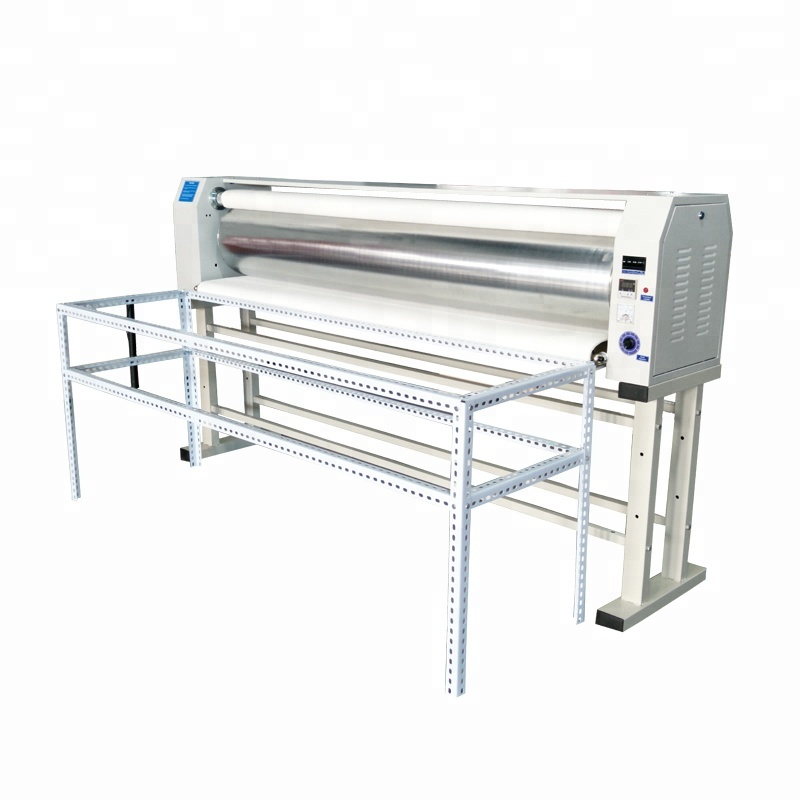63cd5a917 CE 1.7m 1800 rotary good price digital automatic heat roll transfer press  banner printer machine in China