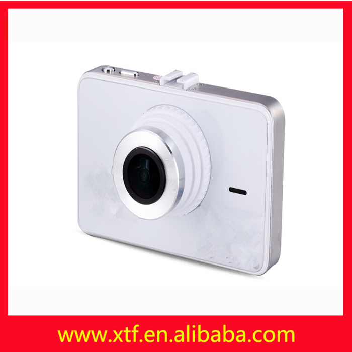 High temperature resistant crash-proof porcelain accelerometer seamless photography new 64 gb hd car DVR camera