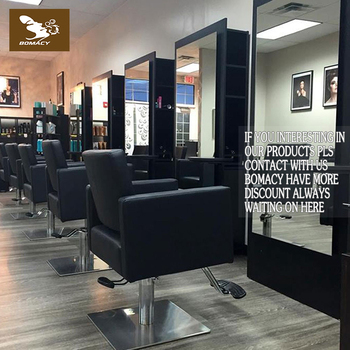 Modern Design Decoration Hair Salon Mirrors - Buy Salon Mirrors ...